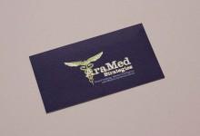 Brand & logo, Aramed Strategies