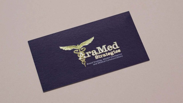 Brand & logo, Aramed Strategies